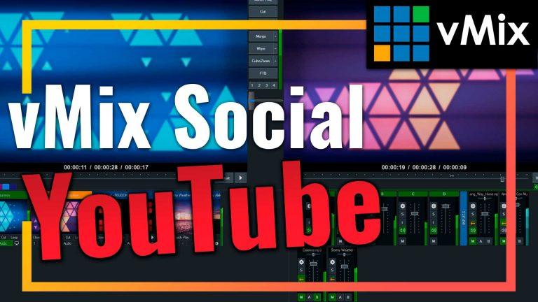 Aprende cómo añadir mensajes del chat de Youtube en tu transmisión de Vmix